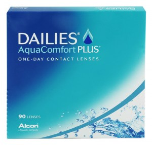 DAILIES AquaComfort Plus 90 ks