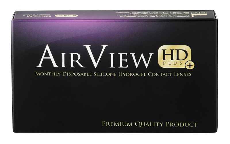 AirView HD Monthly Plus 6 ks