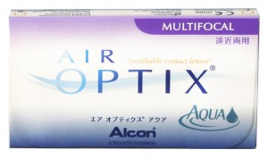 Air Optix Aqua Multifocal 3 ks